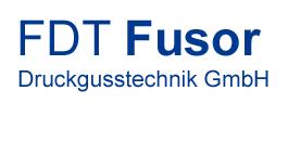 FDT Fusor Druckgusstechnik GmbH Logo